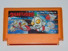 Famicom: Ultraman Club 3 SHI-3I (cartucho/cartridge)