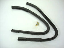 1941 to 1948 Ford Closed Car - Station Wagon & Mercury Rubber Vent Window Seals
