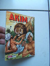 MON JOURNAL /  AKIM  / NUMEROS 151 / OCTOBRE  1965