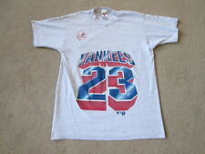 New York Yankees MLB T-Shirt Jersey - Mattingly #23 - Youth X Large / Mens Small