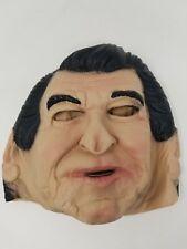 Ronald Reagan Political Vinyl Adult Costume Mask