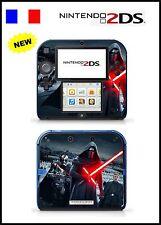 STAR WARS -  Piel De Vinilo Adhesivo Para Nintendo 2DS - Réf 142