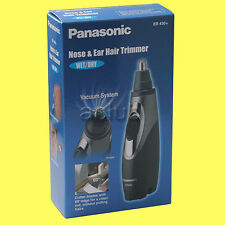 Panasonic Er430k Nose Ear & Facial Hair Trimmer Wet/dry Vacuum Cleaning System