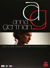 DVD - ANNA GERMAN - CAŁY SERIAL - 3 DVD