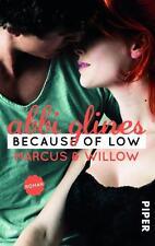 Abbi Glines - Marcus & Willow - Because of Low: Sea Breeze (2) - UNGELESEN