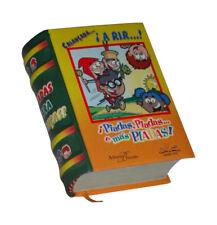 Piadas para crianças in Portuguese capa dura de livro em miniatura ilustrado