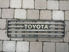 1981 1982 1983 1984 Toyota Landcruiser FJ60 Grille Chrome 53111-90A00 55324A