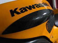 KAWASAKI ZX-10R 2004-2007 Carbon Fiber Tank Sliders Protectors Guards
