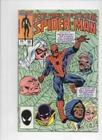 Peter Parker SPECTACULAR SPIDER-MAN #96 VF/NM, Cloak Dagger 1976 1984 Marvel