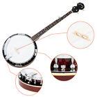 Glarry Resonator 5-String Banjo Right Hand 22 Frets Neck Mahogany Steel Strings for sale
