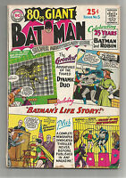 EIGHTY PAGE GIANT #5: Silver Age Grade 4.5 Featuring Batman!!