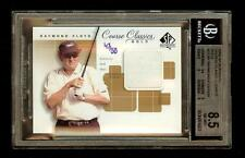 RAYMOND FLOYD 2002 SP Authentic Golf Course Classics Gold 47/50 BGS 8.5 -R1820