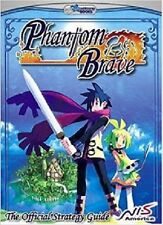 Phantom Brave : The Official Strategy Guide New