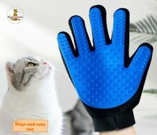 Pet grooming gloves New pet cleaning gloves for cats