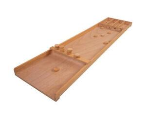 Children's Mini Shuffleboard (Sjoelbak) - Ideal For Young Beginners