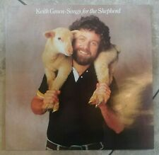 Keith Green - Songs For The Shepherd Vinyl LP Record + Lyric Inner