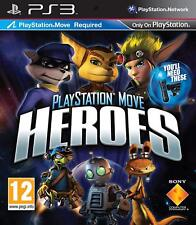 Playstation Move Heroes PS3 Playstation 3 **FREE UK POSTAGE**