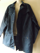 Foul Weather mens navy waterproof jacket  new   been stored