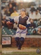 Chicago Cubs Joe Girardi Autographed 8x10