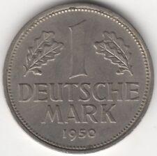 1950 D Alemania 1 Mark *** *** Coleccionistas