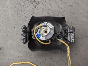 00-05 Chevy S10 Blazer OEM Steering Wheel Radio Controls & Clock Spring 26087312
