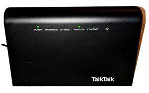 TalkTalk Huawei HG633 Wireless N / AC ADSL2+ Modem / Router