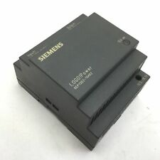 Siemens 6EP1352-1SH02 LOGOIPower Power Supply, In: 100-240VAC, Out: 24VDC 4A