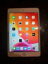 Apple iPad mini 4 16GB, Wi-Fi + Cellular , 7.9in - Gold