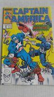 Captain America #351 March 1989 Marvel Comics