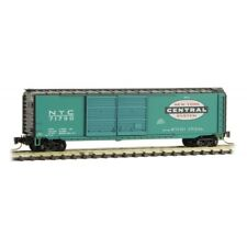 NIB Z MTL #50600351 50' Double Door Boxcar New York Central #71790