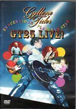 DVD Gyllene Tider GT25 Live, Roxette, Per Gessle, En scen vid en plats i en stad