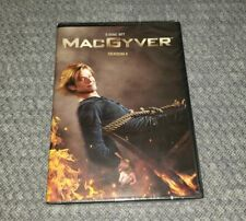 MacGyver 2016 Tv Series Complete Season 4 New Sealed Dvd Free Shipping
