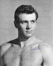 Rock Hudson signed 8X10 photo picture poster autograph RP