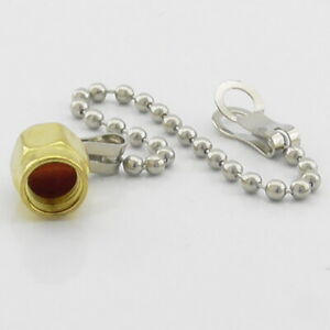 SMA Socket Cover Waterproof with Chain, Dust Cap