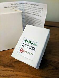 Dirty Electricity (DE2) EMI Filter (UK Plug)