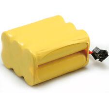 3 pcs Ni-Cd AA Toy Car SM 2Pin Plug 7.2V 700mAh RC Rechargeable Battery Yellow