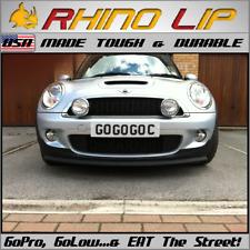 MINI COOPER Countryman R58 Mini~Coupé R59 Mini~Paceman Flexible Rubber Chin Lip