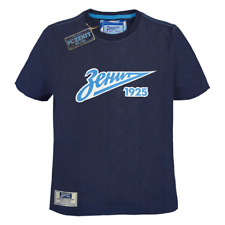 Zenit St Petersburg Mens T-Shirt Size: XS---XXL LICENSED (NEW!!!)