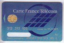 TELECARTE / PHONECARD .. CARTE FRANCE TELECOM INTERNATIONAL PUCE BULL 9N°R  V°