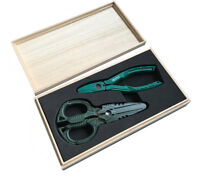 PZ-58 neji-saurus Screw Pliers + PH-55 Tetsuwan Scissors box set