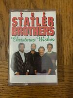 The Statler Brothers Christmas Wishes Cassette