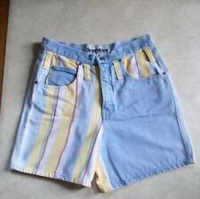 VINTAGE GOODFELLOWS CLOTHING COMPANY COLORBLOCK STRIPED SHORTS SIZE 9/10