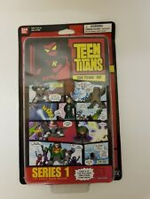 BNIB TEEN TITANS SERIES 1 HERO SET 4 PAGE 4 UNOPENED IN BOX