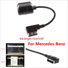 Wireless Bluetooth Adapter Radio Stereo MMI AUX InterfaceCable For Mercedes-Benz
