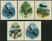 Tonga 1978 SG695-699 Endangered Wildlife Conservation Airmail set MNH
