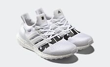 ADIDAS X UNDEFEATED Ultraboost 4.0 White Men's Size 4.5 (wmns Size 6) Limited!