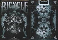 CARTE DA GIOCO BICYCLE GRIMOIRE,poker size