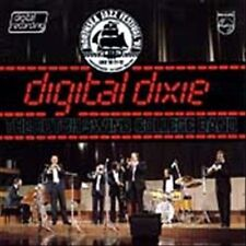 Digital Dixie - The Dutch Swing College Band (CD 1981)