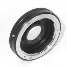 Adattatore fotocamera Nikon x obiettivo Contax/Yashica Adapter ring - ID 3248