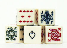 Poker Dice - 5 ct Set Game
